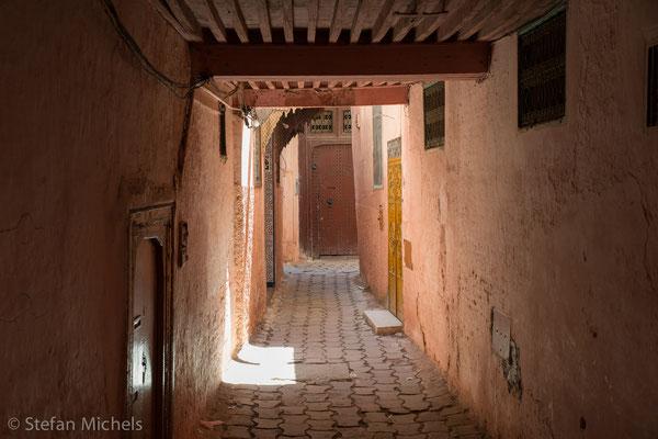 Meknes -Die Souks von Meknès gehören zu den schönsten und ursprünglichsten des Landes.