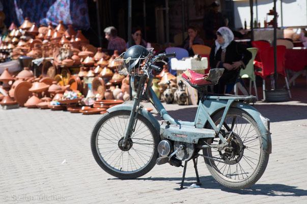 Meknes - Gegensätze
