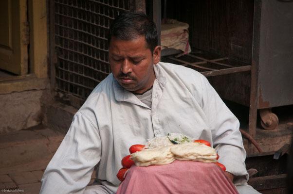 In der Altstadt von Delhi, Shahjahanabad