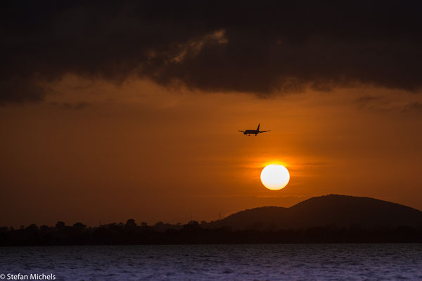 Tanasee -Er ist Afrikas höchstgelegener und Äthiopiens größter See.