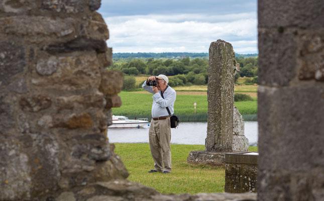 Heute erinnern nurmehr Ruinen und verwitterten Grabsteine an dieses einst so florierende Kloster, das bereits im 6. Jahrhundert entstand.