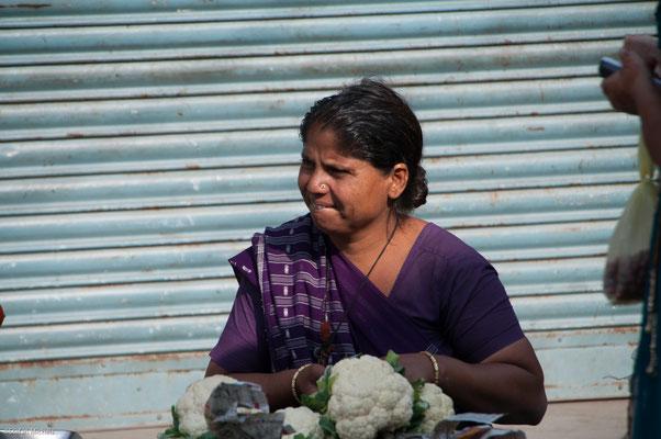 MArkt in Udaipur, Schauplatz des James Bond, Octopussy