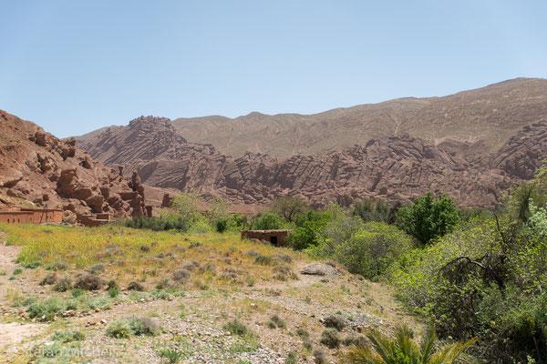 Die Straße der Kasbas - Das Gehirn Marokkos