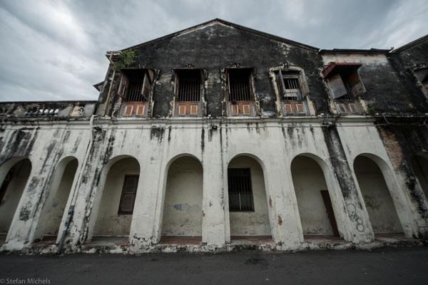 """Benannt ist die Stadt nach dem britischen Monarchen Georg III. Die Einheimischen nennen ihre Stadt aber """"Penang""""."""