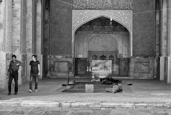 Eine Moschee wird nicht nur zum Beten genutzt.