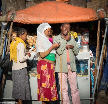 größte Ethnie sind die Oromo.