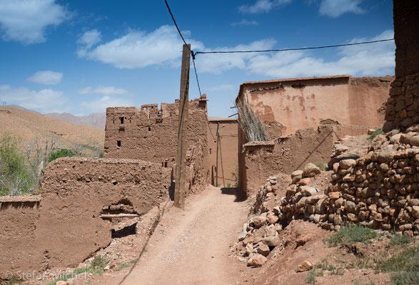 Die Straße der Kasbas - Berberdorf