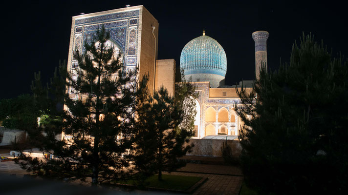 Grabmal des Timur in Samarkand, Gur Emir.