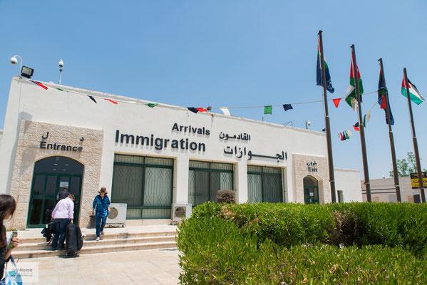 70 % der Jordanier sind Palästinenser.