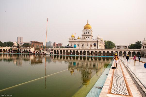 Sikh-Tempel, Delhi