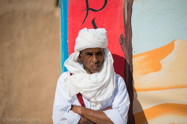 Gnaoua -Der sakrale Teil der Nacht steigert sich bis zur Erreichung der Trance und der rituellen Possession.
