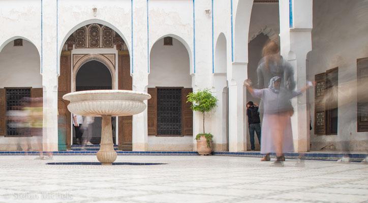 Marrakesh -In den letzten Jahren hat ein Bauboom die Grundstückspreise stark ansteigen lassen,