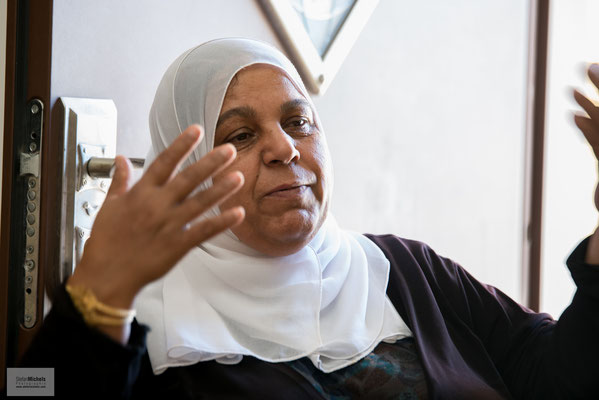 Amna Kanane aus Kfar Qara
