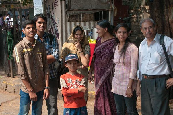 Bombay, Familienausflug