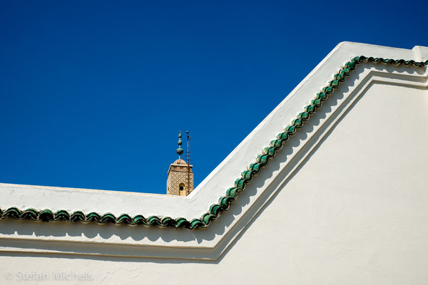 Rabat - Seit 1912 von den Franzosen als Hauptstadt bestimmt und löste Fès ab.