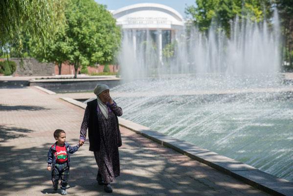 Taschkent war für die Sowjetarmee während des Sowjetisch-Afghanischen Krieges der wichtigste Stützpunkt außerhalb Afghanistans.