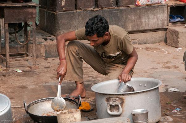 In der Altstadt von Delhi