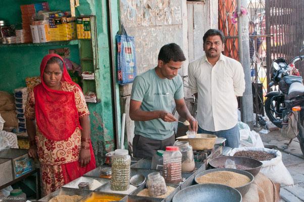 Gewürzhändler Jodhpur
