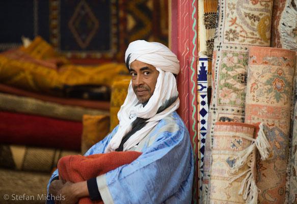 Marokkanische Teetradition -Ein Tag ohne atay b'nahna oder Minztee ist für einen Marokkaner so gut wie unvorstellbar.