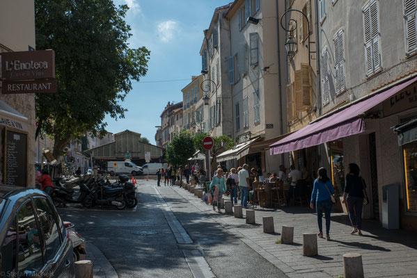 Antibes - drittgrößte Stadt an der Cote D'Azur