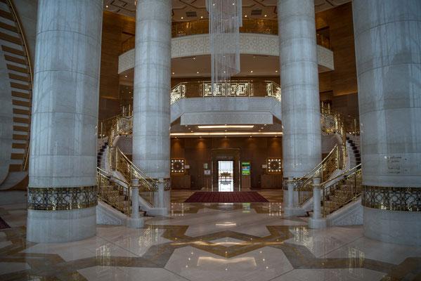 Foyer im Hotel