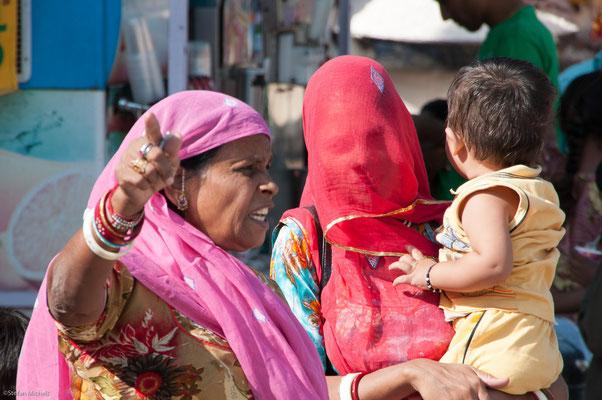 drei Generationen, Jodhpur