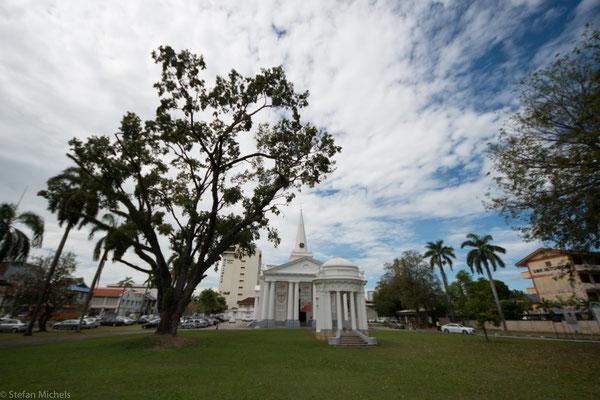 George Town (malaiisch auch Tanjung) ist die Hauptstadt der Insel Penang und des gleichnamigen Bundesstaats in Malaysia.