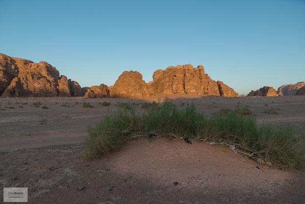 Die Landschaft entstand vor etwa 30 Millionen Jahren.