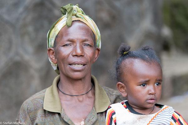 In Äthiopien leben 97 Mio. Einwohner.