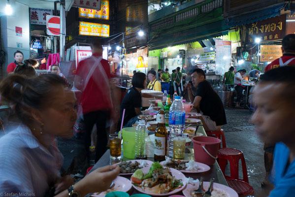 Der offizielle Name der Stadt lautet seit damals in der Kurzform Krung Thep .