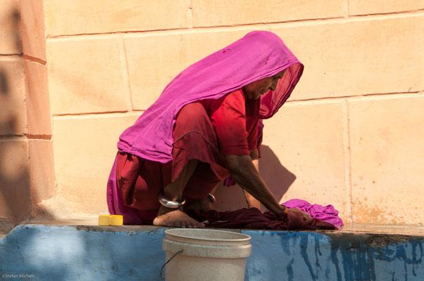 In der blauen Stadt Jodhpur