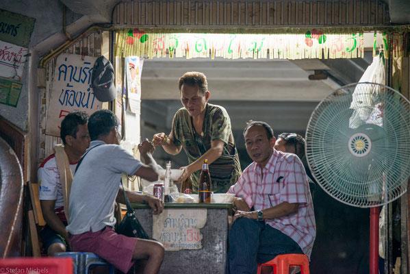 Bangkok ist seit 1782 die Hauptstadt des Königreichs Thailand.