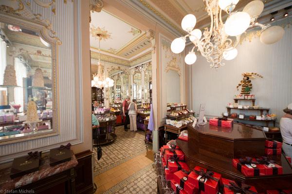 Gegründet im Jahre 1786 blickt die Traditionskonditorei Demel auf eine jahrhundertelange Geschichte zurück.