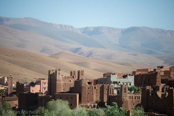 Die Straße der Kasbahs