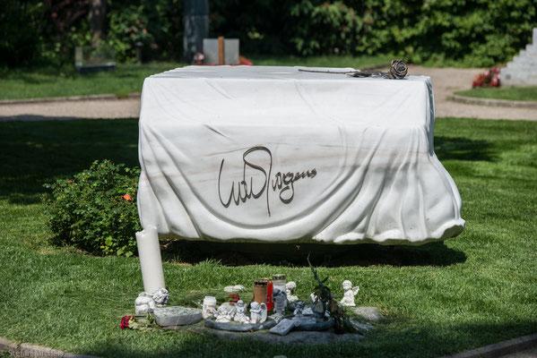 Grab von Udo Jürgens.
