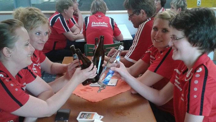 Damenmannschaft des FC Ottenzell