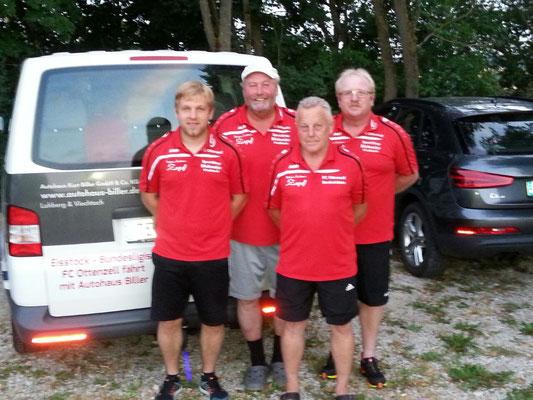 FC Ottenzell beim Pokalturnier des SC Zell