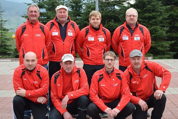 Herrenmannschaften des FC Ottenzell