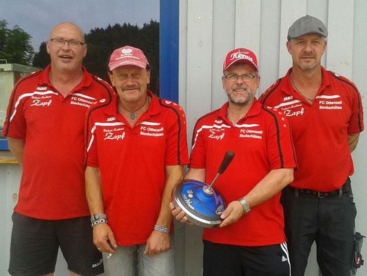FC Ottenzell - Kreisliga Meisterschaft Sommer Herren 2015