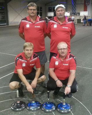 Herrenmannschaft des FC Ottenzell