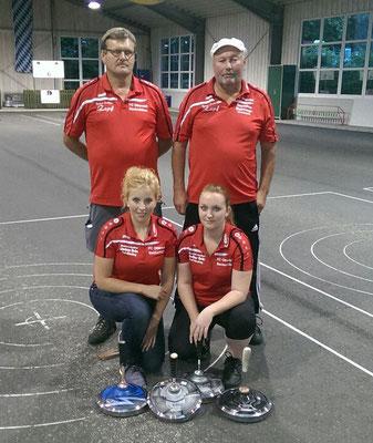 Mixed-Mannschaft des FC Ottenzell