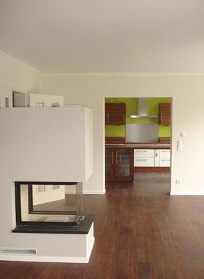 Designböden gibt es auch für den Wohnbereich