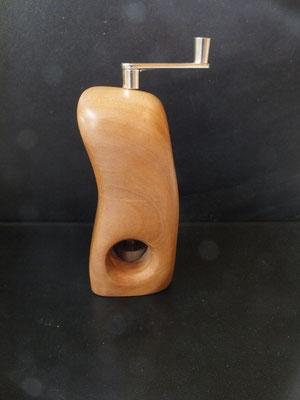 Musktamühle Muskatreibe Birke Muskatreibe Unikat handarbeit Einzelstück Holz