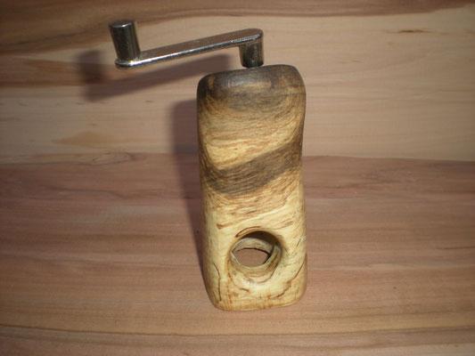 Muskatmühle Holz