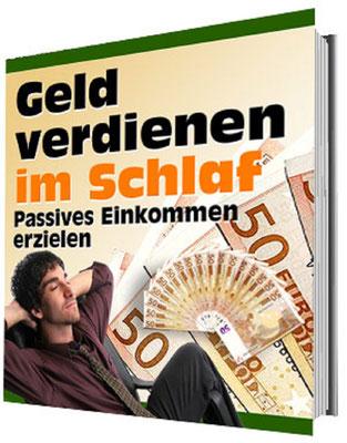 E-Book: Geld verdienen im Schlaf
