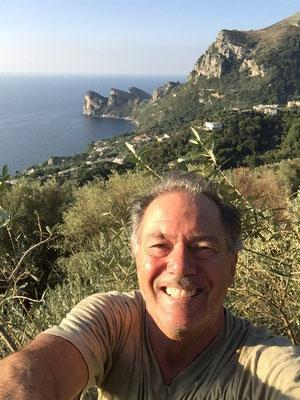 Mein Vater Pasquale - Ernte, Hainpflege und Baumschnitt