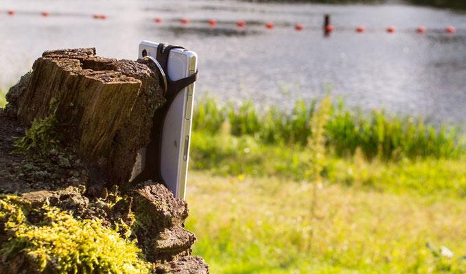 REALflexStrap Angeln Smartphone-Baum-Halterung