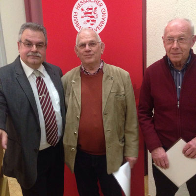 KFW Peter Schmidt, Hans-Helmut Preiß, Hans Faulstich