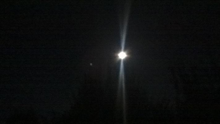 Es scheint der Mond so hell - Motto des Abends