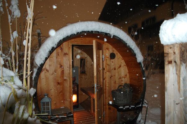 Sauna in Südtirol